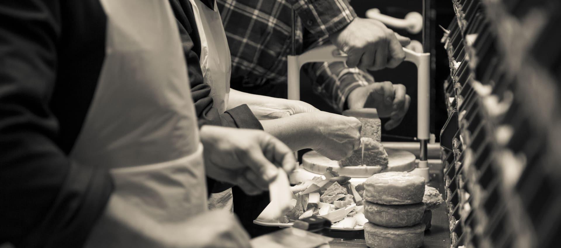 Vendez des fromages qui vous différencient de vos concurrents